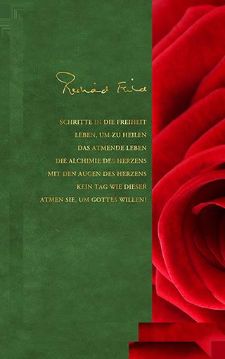 Reshad Feild: Gesammelte Werke in drei Bänden.