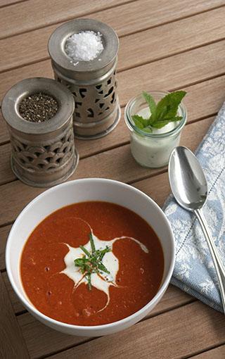Ein Suppenrezept für Seelennahrung.