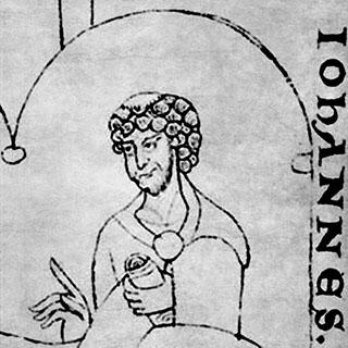 Johannes Scotus Eriugena.
