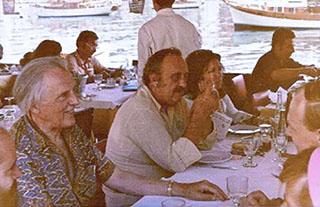 Reshad Feild, John G. Bennett, Bülent Rauf u.a. in der Türkei 1972