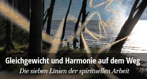 John G. Bennett: Harmonie und Gleichgewicht auf dem Weg. Die sieben Linien der spirituellen Arbeit.