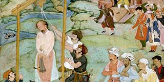 Mansur al-Halladsch: Märtyrer der Gottesliebe.