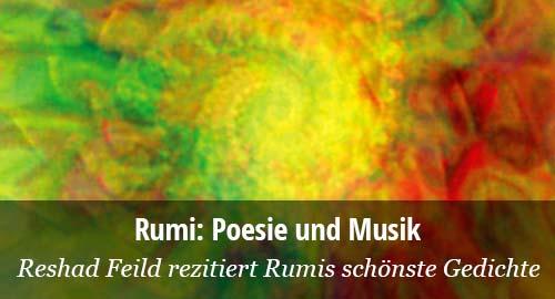 Reshad Feild rezitiert Gedichte von Rumi