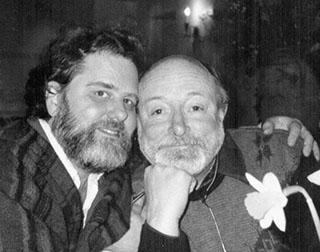Rumi-Übersetzer Coleman Barks und Reshad Feild 1991
