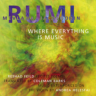 Rumi: Gedichte gelesen von Reshad Feild