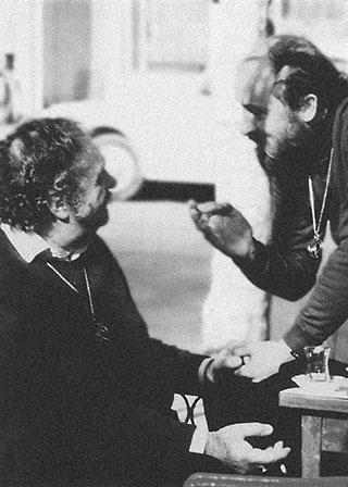 Bülent Rauf und Reshad Feild in der Türkei 1971