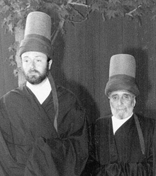 Reshad Feild und Suleyman Dede Loras