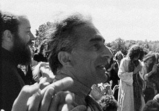 Reshad Feild und Pir Vilayat in Glastonbury 1971