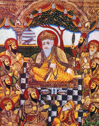 Bhai Bala and Bhai Mardana: spirituelle Lehrer
