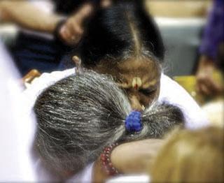 Sri Mata Amritanandamaya Devi: eine spirituelle Lehrerin