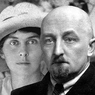 Olga und Thomas de Hartmann