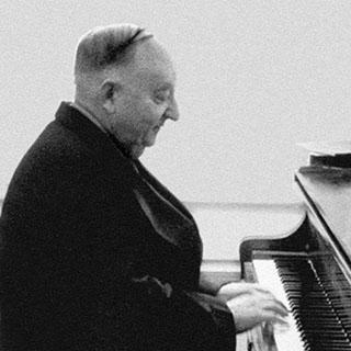 Thomas de Hartmann 1955