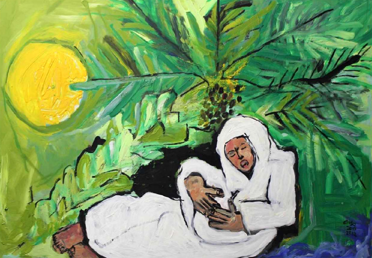 Aziz El Khiar: Die Geburt Jesu