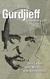 Roger Lipsey: Gurdjieff in neuem Licht, Cover