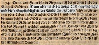 Jakob Böhme: Christosophia, Seite 237