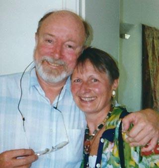 Reshad Feild und Rut Sigg 1995
