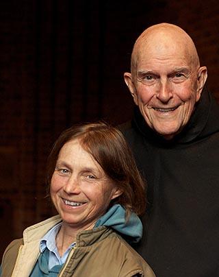 Cynthia Bourgeault und Thomas Keating