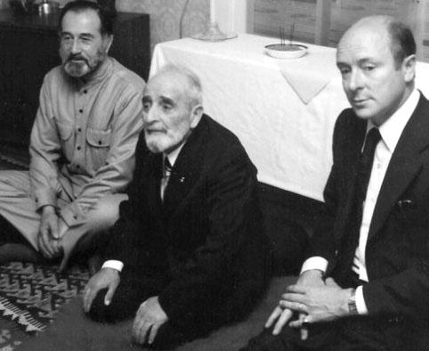 Murat Yagan, Suleyman Dede, Reshad Feild