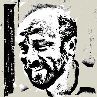 Reshad Feild Portrait Illustration